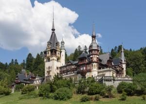 Château de Peleș, Sinaia, Roumanie.