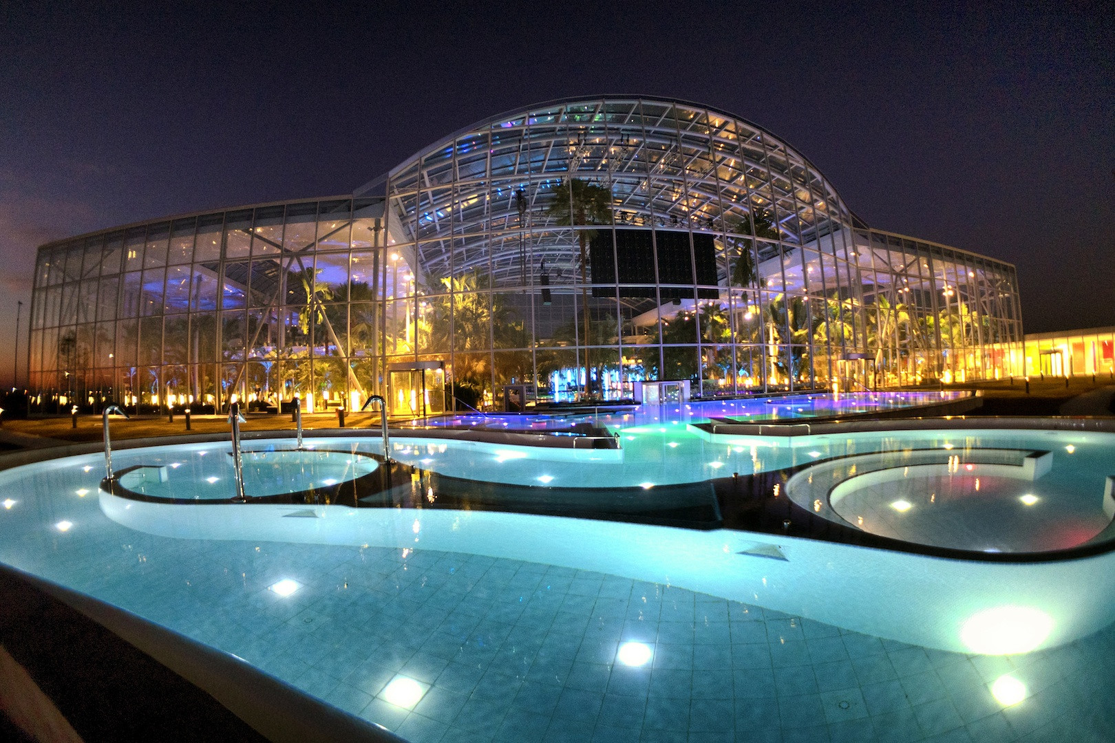 Therme Bucharest Posts Losses Of Eur 4 Mln After The First