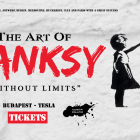 Banksy exhibition comes to Budapest
