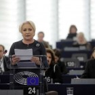 Romanian PM, under fire in European Parliament on possible amnesty bill