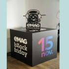 Romania's eMag expects over 500 mln lei (105 mln euro) in Black Friday sales