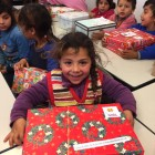 Boxes of Hope bring joy to Romanian youngsters