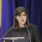 Romania's ex-anticorruption head takes home Woman in Power award