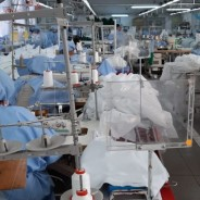 The first Romanian shirt factory joins fight against COVID-19, to produce medical equipment
